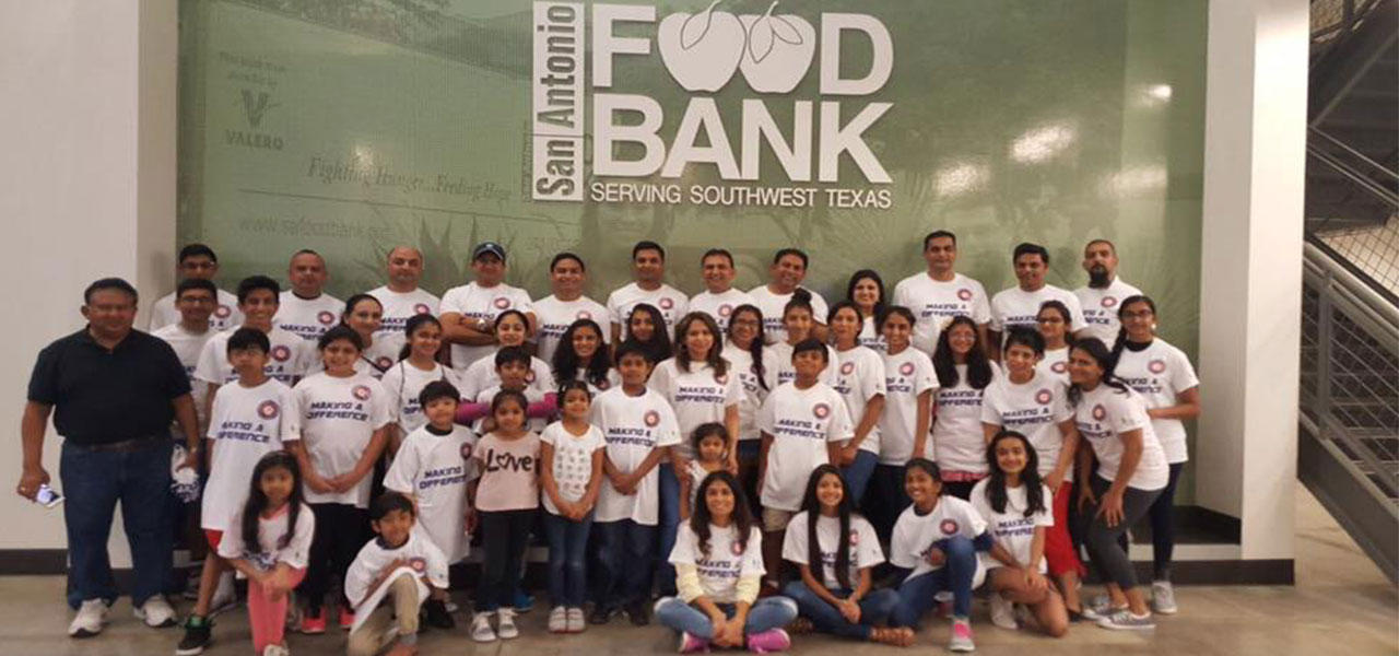 Food Bank Event
